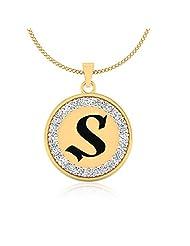 IskiUski Enthralling S Swarovski Valentine Pendant In 925 Sterling Silver For Women