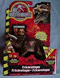 Jurassic Park III Electronic Triceratops