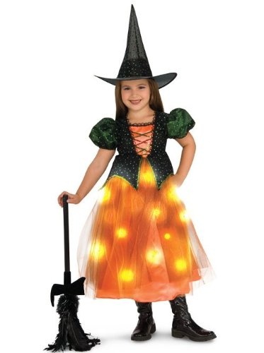 Little Girls' Twinkle Witch Costume