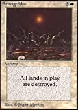 Magic: the Gathering - Armageddon - Unlimited