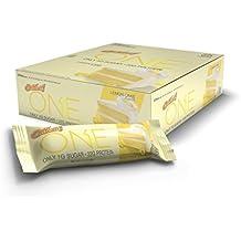 OhYeah! Nutrition One Bar Lemon Cake, 12 Count Net WT 2.12 Oz Per Bar