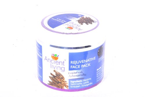 Ancient Living Rejuvenative Face Pack