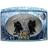 Lord of the Rings Armies of middle-Earth; Ringwraith Invisible Frodo Figures 1/24 Scale 2003 San Diego Comic Con Exclusive