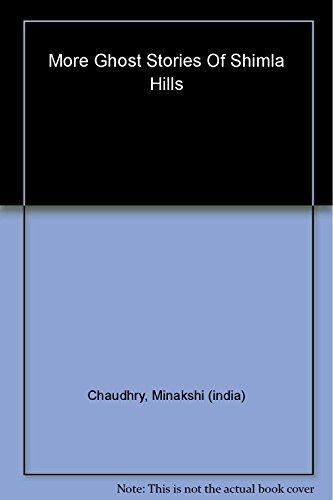 Ghost Stories Of Shimla Hills Ebook