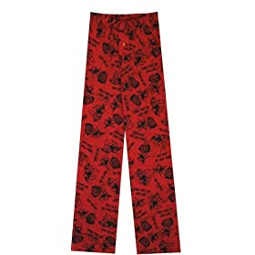 Click to order Monopoly Go To Jail and Get Out Of Jail Free lounge pants from Amazon!