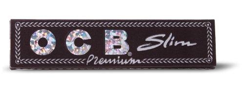 OCB Slim Premium Rolling Paper ( Pack Of 10 )