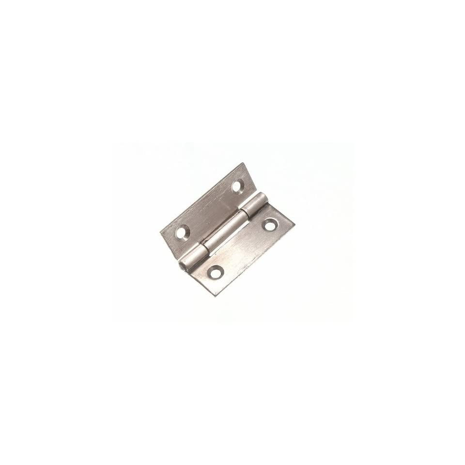 NEW 10 X OF 100MM 4 INCH ZINC PLATED BUTT HINGES SCREWS