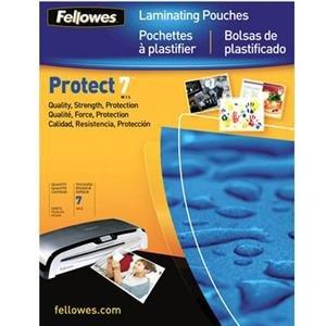Fellowes 52041 Laminating Pouches 7MIL 100PK