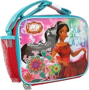 Disney Princess Elena of Avalor Soft Lunch kit bag