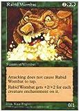 Magic: the Gathering - Rabid Wombat - Fifth Edition