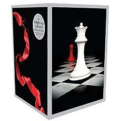 Twilight Box mit allen vier Romanen