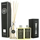 The Candle Company Reed Diffuser With Essential Oils - Lemongrass- 200ml/6.76oz