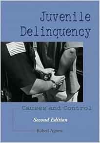 Juvenile Delinquency (Justice Series), 3rd Edition