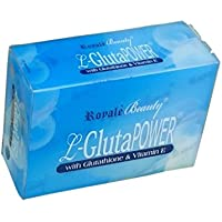 Navar L Gluta Power Herbal Soap With Glutathione And Vitamin E For Skin Whitening 1 Pc