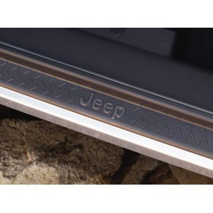 Jeep Wrangler 4 Door, Door Entry Guards