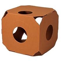 Catty Stacks Modular Cat Condos Chocolate Brown