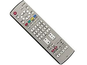 Fernbedienung für PANASONIC VIERA TV LCD PLASMA: Amazon.de