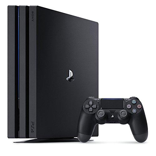 PlayStation 4 Pro ジェット・ブラック 1TB (CUH-7000BB01)