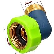 3/4'' Thread 1 Or 2 Way Brass TPR Water Tap Splitter/Connector Garden Irrigation MODEL30019