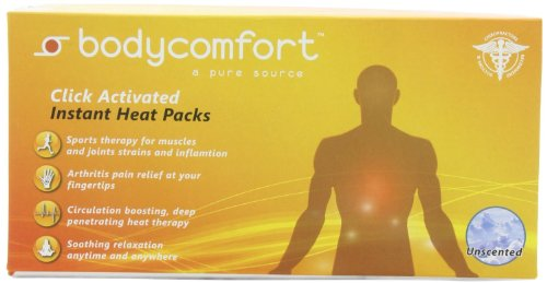 Body Comfort New Ultimate Full Body Heat Pack Set