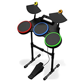 Official Guitar Hero World Tour Drum Kit for Nintendo Wii - Drum ONLY