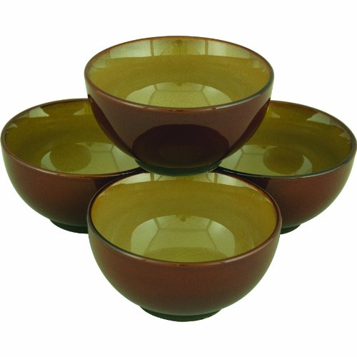 brown and green kitchen awardpedia sango brown bowls set of 4 4933
