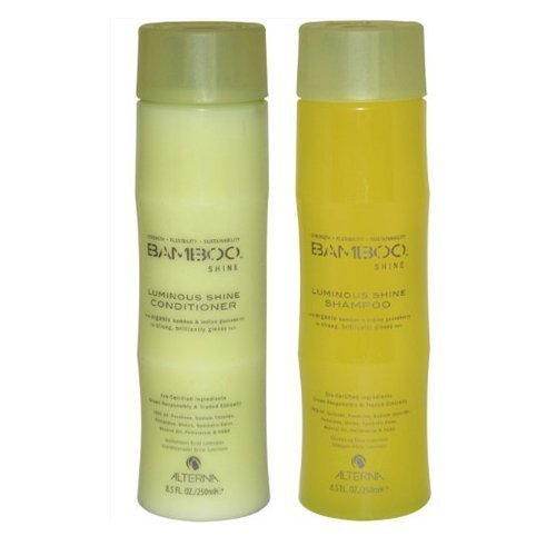 Alterna Bamboo Shine Luminous Shine Shampoo and Conditioner
