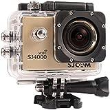 Original SJCAM SJ4000 WIFI Sports Action Camera FHD 1080P H.264 12MP 170 Degree Wide Angle Lens DV With Waterproof... - B01MRWNOF2