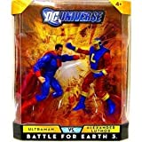 DC Universe Classics Exclusive Action Figure 2-Pack Ultraman and Alexander Luthor
