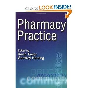 Pharmacy Practice Geoffrey Harding, Kevin M. G. Taylor