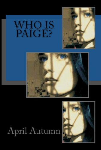 Book: Who is Paige by April Autumn