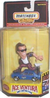 Ace Ventura: Pet Detective (Jim Carrey) - Matchbox Collectibles Character Car Collection - Movie Series
