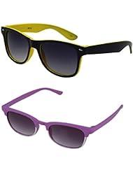 Rhodopsin Rectangular Sunglasses (Purple, 2_Kids_Square_Way_Purple_Yellow_81)