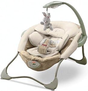 Amazon.com : Fisher-Price Papasan Seat : Infant Bouncers