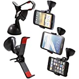 Universal Car Windshield Mount Stand Holder For IPhone Mobile Phone GPS PDA For Maruti New Wagon-R
