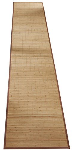 kitchen floor runner mats bamboo rug runner mat 23 x 118 floor kitchen carpet 4814