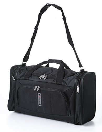Carry On Sized Lightweight Small Luggage Cabin Holdall/Duffel Bag - 21.1
