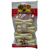 Super Dog Chew Bone Mini 4 Pieces (Pack Of 2)