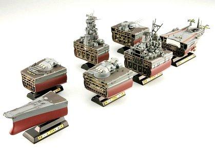 Renzan Model Series [Otokotachi no Yamato] (14pcs)