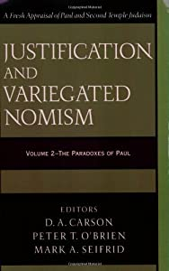 "Cover of ""Justification and Variegated No..."