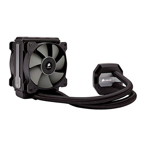 Corsair Hydro Series H80i v2 Extreme Performance Liquid CPU Cooler , Black