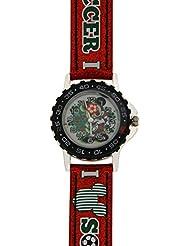 Disney Analog Multi-Color Dial Boys's Watch - 3K1552U-MK-016RD