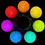 Generic Color Changing LED Crystal Ball Night Light Battery Powered Room Wedding Decor Lamp