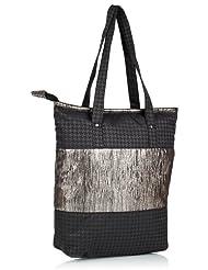 Home Heart Women's Eco Friendly Tote Bag (Grey/Silver)