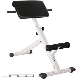 Physionics® - Appareil d'entrainement pour le dos étirement musculation fitness dorsale (RKTN01)