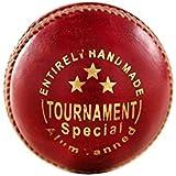 SA Sports Turament Cricket Leather Ball - Pack Of 6 Balls