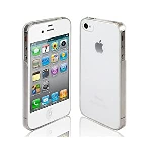 itronik® iPhone 4 4S ORIGINAL Premium Hardcase - Klar