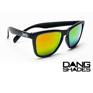 DANG SHADES 【DANG SHADES】ダンシェイディーズサングラス ORIGINALS /GLOSS BLACK x FIRE VIDG00003