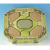 Aphrodite Exfoliating Olive Oil Soap Sampler Gift Set