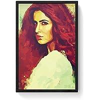 PosterGuy Katrina Kaif Katrina Kaif Laminated Framed Poster